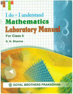 I do - I understand mathematics Laboratory Manual - Read on ipad, iphone, smart phone and tablets.