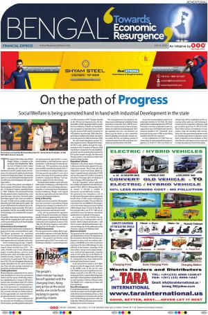 Avenues - Gujarat - Read on ipad, iphone, smart phone and tablets.