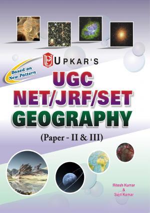 UGC NET/JRF/SET Geography (Paper-II & III)
