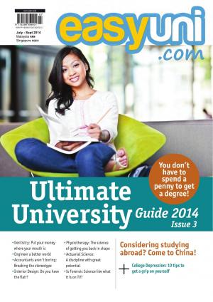 easyuni Ultimate University Guide 2014