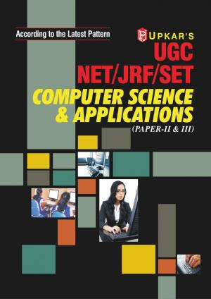 UGC NET/JRF/SET Computer Science and Applications (Paper II & III) - Read on ipad, iphone, smart phone and tablets.