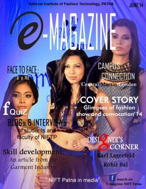 nift patna e magazine - Read on ipad, iphone, smart phone and tablets.