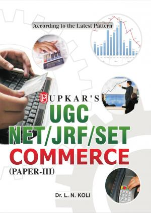 UGC-Net/JRF/SET Commerce (Paper-III)