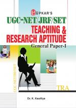 UGC NET/JRF/SET Teaching & Research Aptitude (General Paper-I) - Read on ipad, iphone, smart phone and tablets