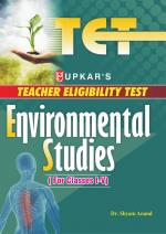 Teacher Eligibility Test Environmental Studies (For Classes I-V) - Read on ipad, iphone, smart phone and tablets