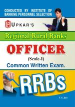 Regional Rural Banks Officer (Scale-I) Common Written Exam. - Read on ipad, iphone, smart phone and tablets