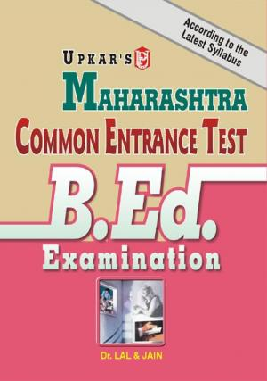 Maharashtra CET B.Ed. Exam. - Read on ipad, iphone, smart phone and tablets.