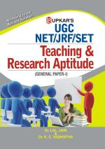 U.G.C.-NET/JRF/SET Teaching & Research Aptitude (General Paper-I)  - Read on ipad, iphone, smart phone and tablets