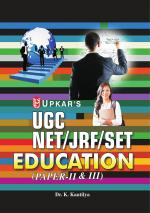 UGC-NET/JRF/SET Education (Paper II & III) - Read on ipad, iphone, smart phone and tablets
