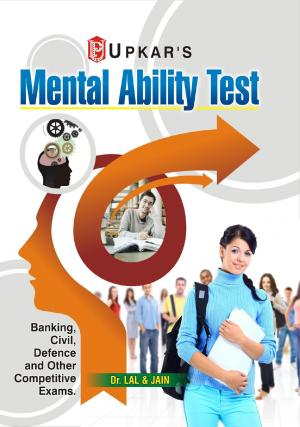 Upkar's Mental Ability Test - Read on ipad, iphone, smart phone and tablets.