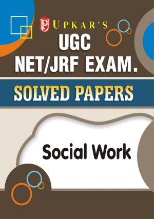 UGC NET/JRF Exam. Solved Papers Social Work