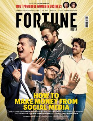 Fortune India - Read on ipad, iphone, smart phone and tablets.