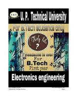 Electronics Engineering - Read on ipad, iphone, smart phone and tablets