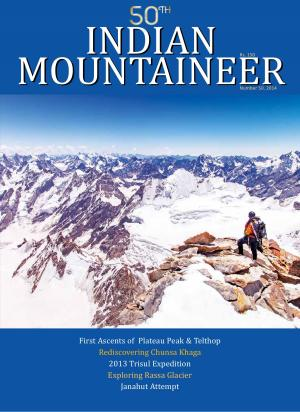 Indian Mountaineer - No 50, 2014