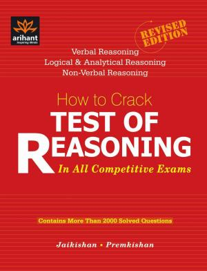 How to Crack Test of Reasoning - In All Competitive Exam - Read on ipad, iphone, smart phone and tablets.
