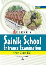 Sainik School Entrance Exam. (For Class IX) - Read on ipad, iphone, smart phone and tablets