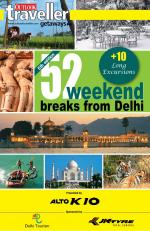 Outlook Traveller Getaways-52 Weekend Breaks from Delhi - Read on ipad, iphone, smart phone and tablets.