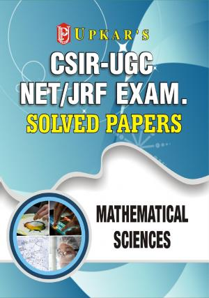 CSIR-UGC NET/JRF Exam. Solved Papers Mathematical Sciences