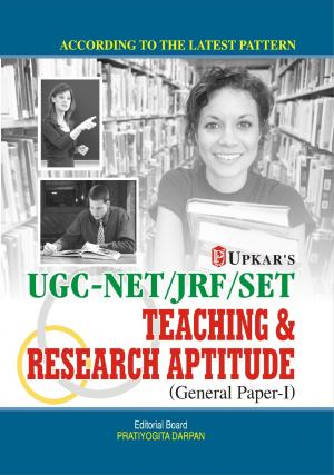 U.G.C.-NET/JRF/SET Teaching & Research Aptitude (General Paper-1)