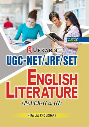 UGC NET/JRF/SET English Literature (Paper-II & III)