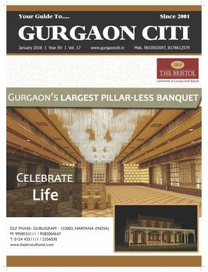 Gurgaon Citi - Read on ipad, iphone, smart phone and tablets.