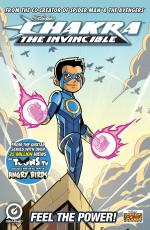 Stan Lee's Chakra The Invincible Free Comic Special - Read on ipad, iphone, smart phone and tablets
