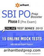 SBI PO Prep Booster - Read on ipad, iphone, smart phone and tablets