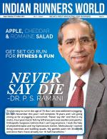 INDIAN RUNNERS WORLD - Read on ipad, iphone, smart phone and tablets