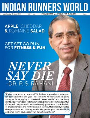 INDIAN RUNNERS WORLD - Read on ipad, iphone, smart phone and tablets.