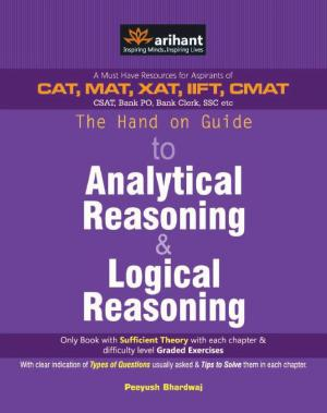 Analytical & Logical Reasoning For CAT & Other Management Entrance Tests - Read on ipad, iphone, smart phone and tablets.