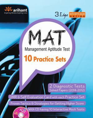 The 3 Edge Advantage Series - MAT Practice Sets
