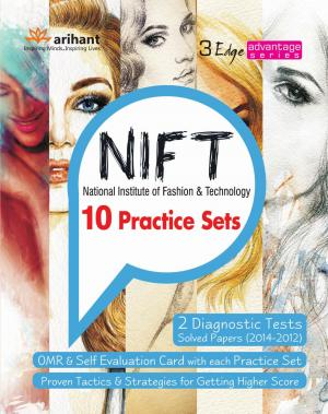 3 Edge Advantage Series - NIFT Practice Sets - Read on ipad, iphone, smart phone and tablets.