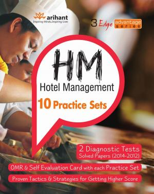 3 Edge Advantage Series - HOTEL MANAGEMENT Practice Sets