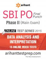 SBI PO Mains (Data Analysis and Interpretation) Online Mock Test - Read on ipad, iphone, smart phone and tablets