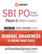 SBI PO Mains (General Awareness) Online Mock Test - Read on ipad, iphone, smart phone and tablets