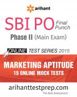 SBI PO Mains (Marketing Aptitude) Online Mock Test - Read on ipad, iphone, smart phone and tablets