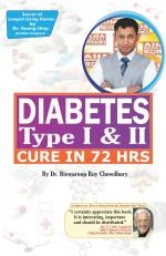 Diabetes Type I & II Cure in 72hrs - Read on ipad, iphone, smart phone and tablets